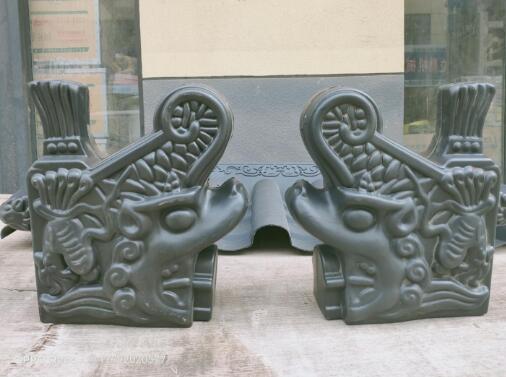 庭院仿古墙砖门头装饰有哪些优势和特点?