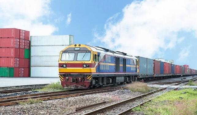 花岗岩(博乐金、博乐红、豹皮花)欲配置石材专用火车运输,竞争中国内地市场