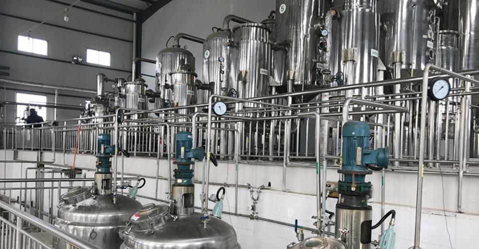 GMP标准化工厂,严格控制产品质量