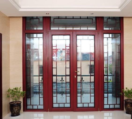 铝包木门窗行情好,简约而不简单, 精致装饰起点