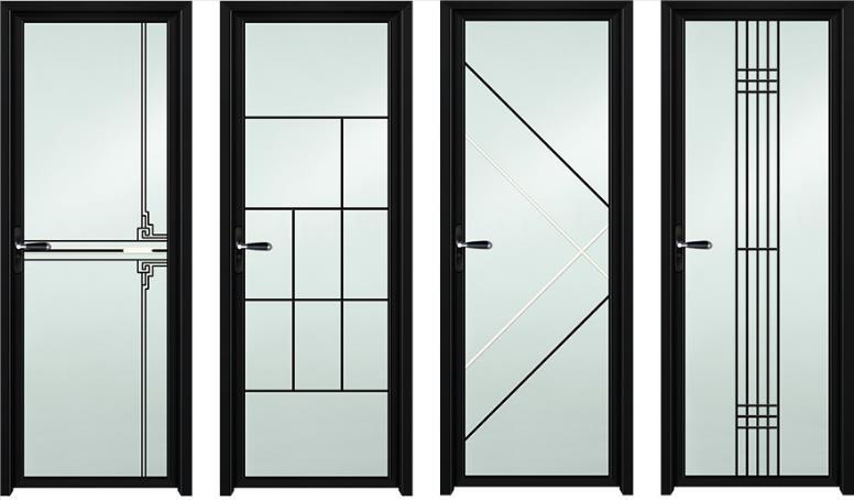 窄边平开门蛮好看的,那么简约极窄平开门都有哪些优势?