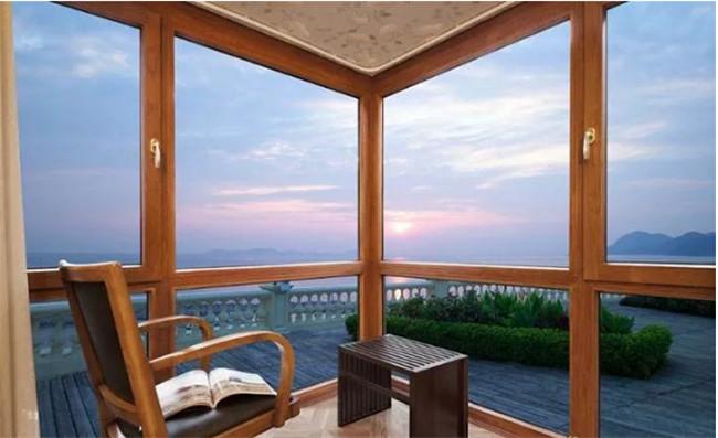 铝木复合门窗正逐渐成为市场主流!你get到了吗?