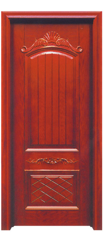郫县实木套装门