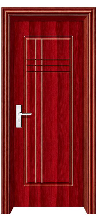 成都钢木套装门