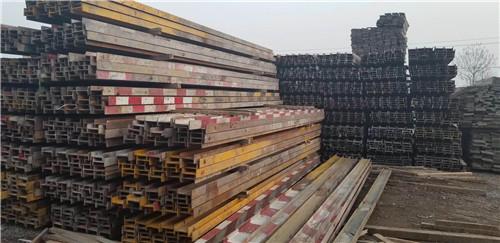 为什么在建筑工地上工字钢如此受欢迎?其优势有哪些呢?西安建基物资租赁站为您答疑解惑!