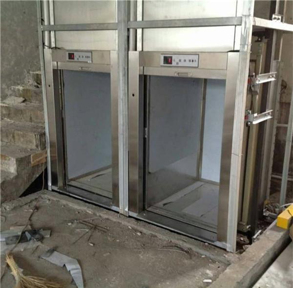河南厨房传菜电梯安装