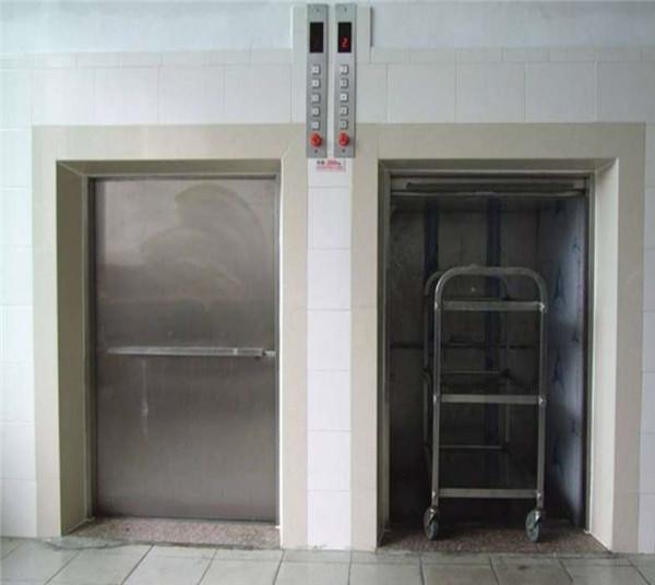 河南幼儿园传菜电梯施工