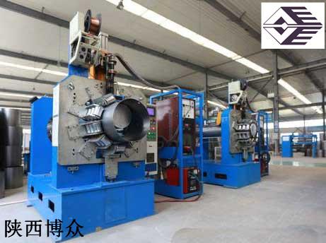 焊接生產線