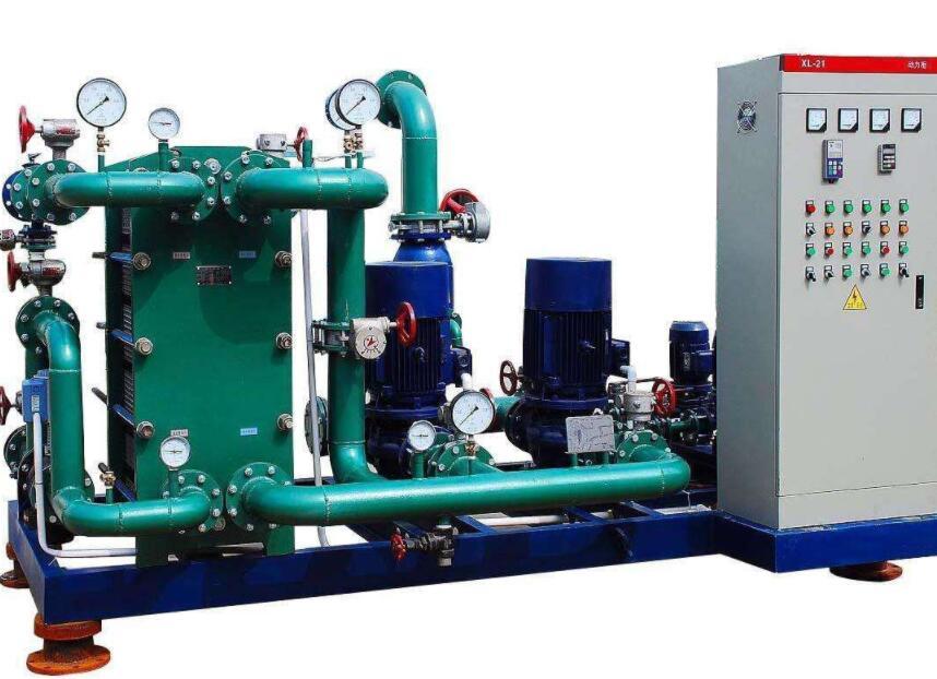 陕西板式换热器机组如何来合理检修?