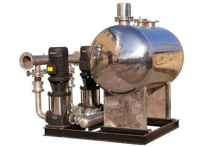 成套无负压供水设备特有的优势