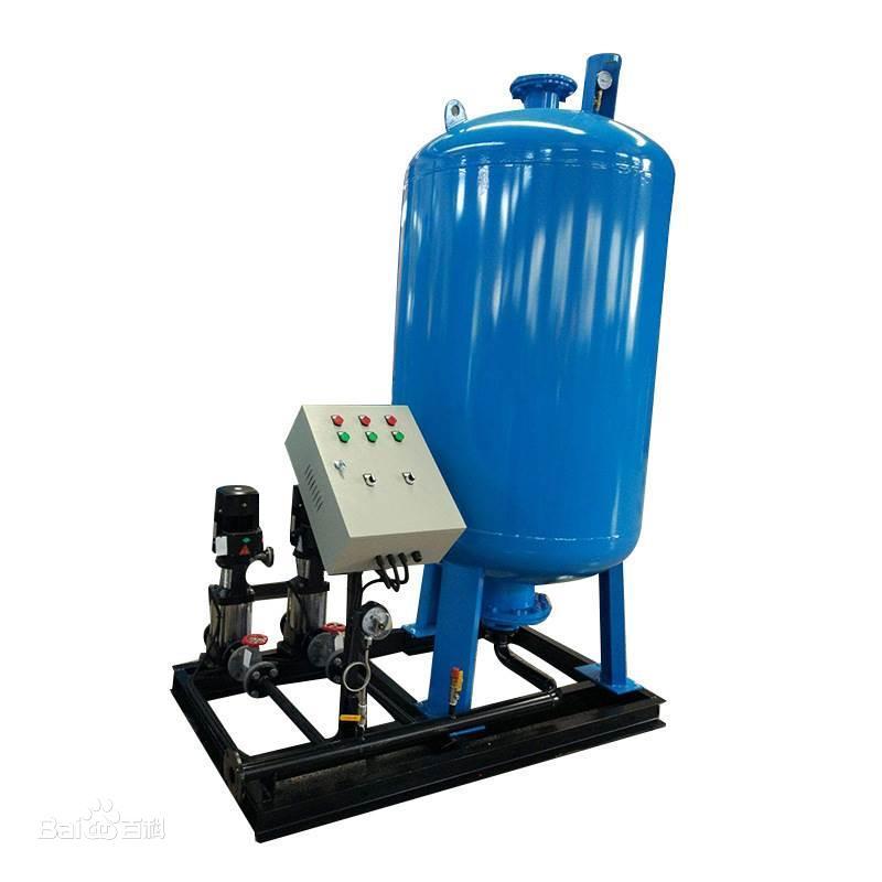 膨胀定压补水装置在换热系统中的作用