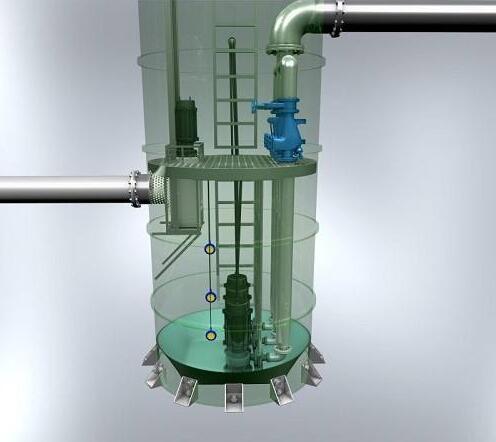 为什么都在用陕西一体化污水预制泵站?