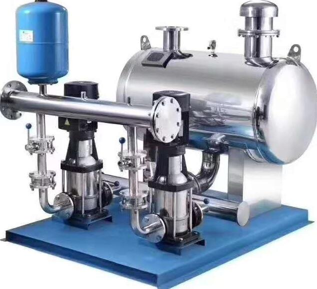 陕西无负压供水设备有哪些安装条件?