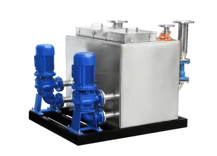 地下室选用陕西污水提升设备有哪些标准呢