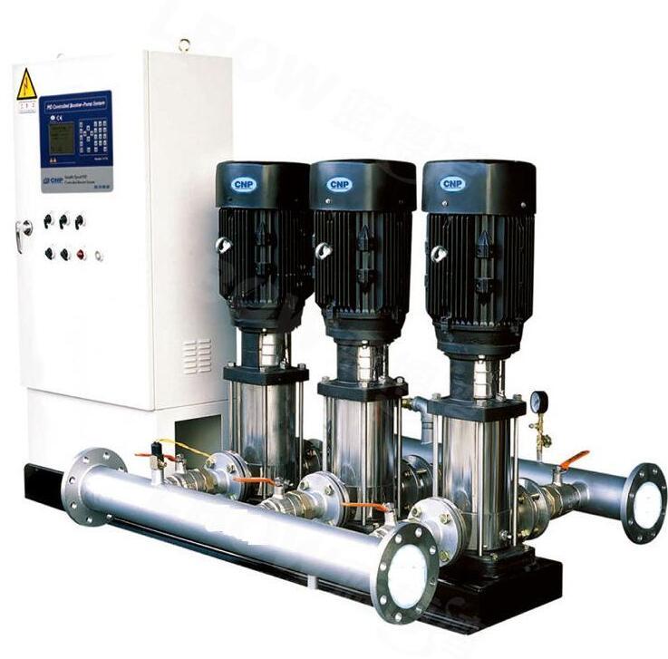 陕西变频给水设备的备用水泵优缺点你了解嘛