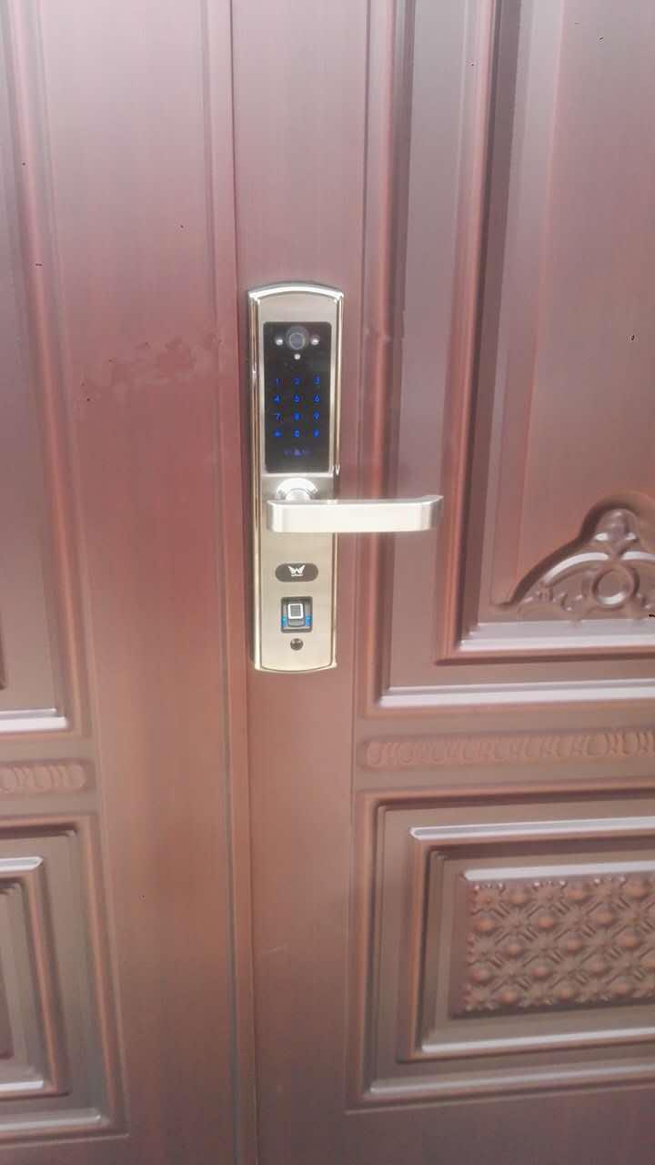西安门锁安装