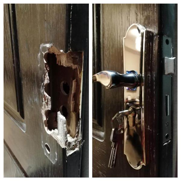 门维修安装价格