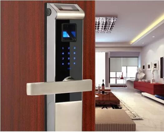 豪盛智能电子科技向你讲解西安密码锁防盗门优势是什么?