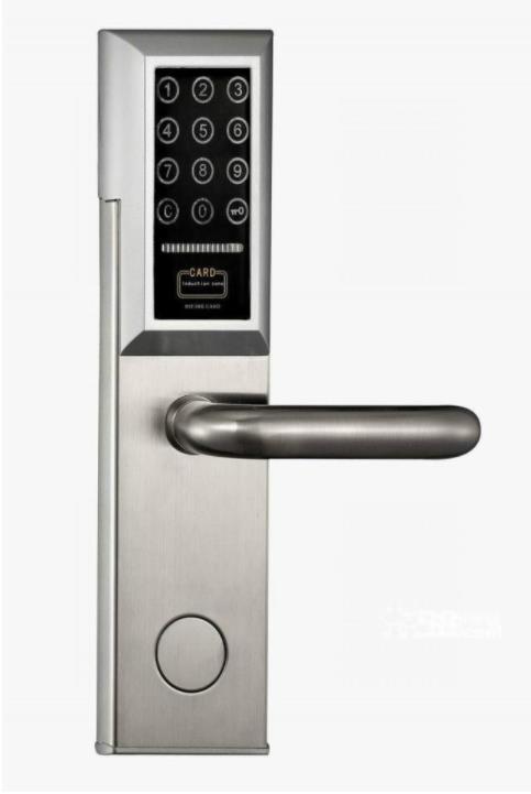 豪盛智能向你讲解西安智能电子锁如何安装?