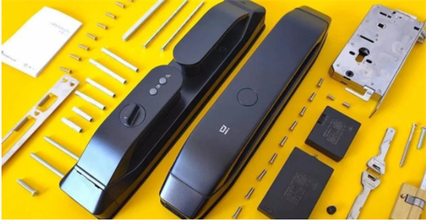 指纹锁安装基本步骤
