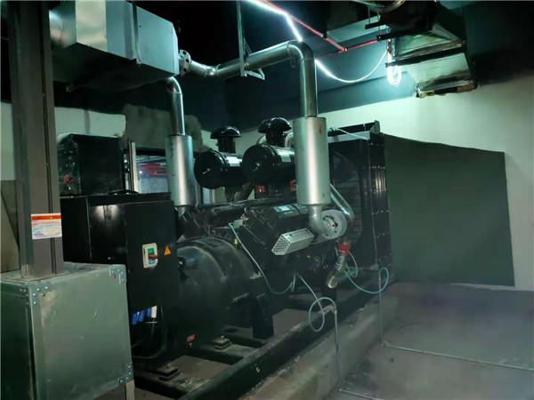 隆生誉峰500千瓦项目现场案例
