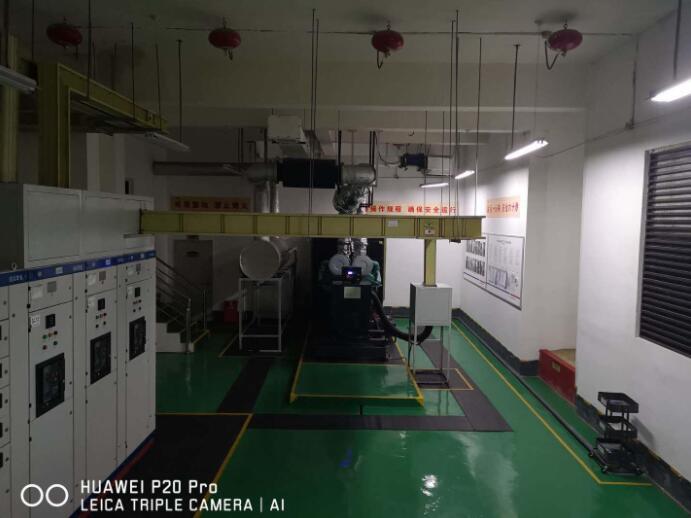康明斯发电机800KW-西派国际项目