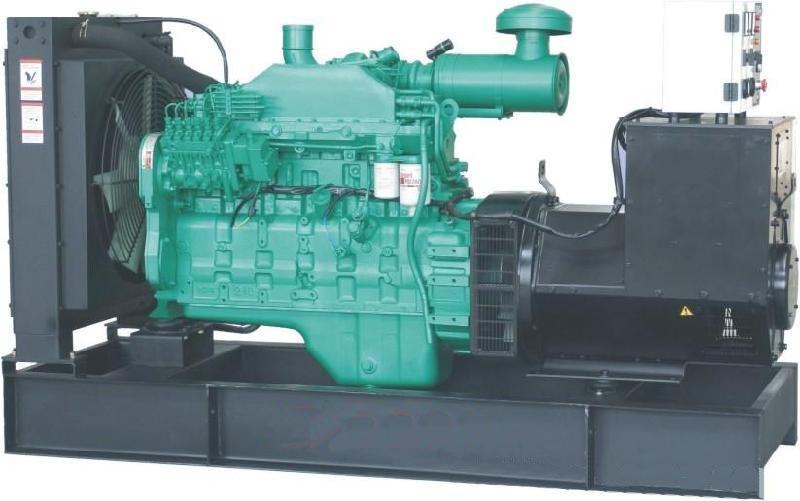 成都玉柴发电机组的性能特点有哪些?