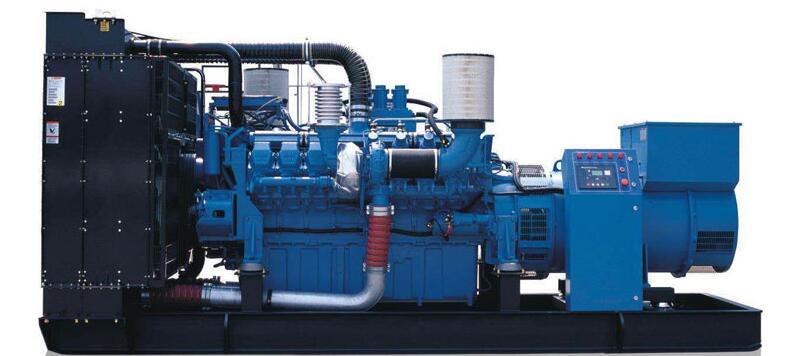 大型建築物通常有備用發電機是如何排氣的,有哪些注意事項?