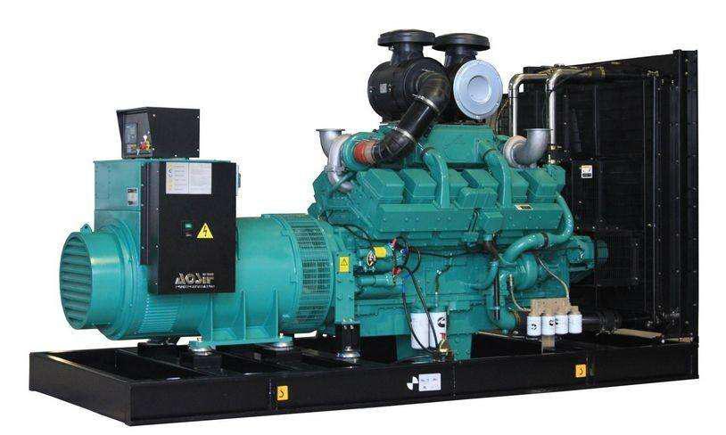 成都柴油發電機500-1500KW