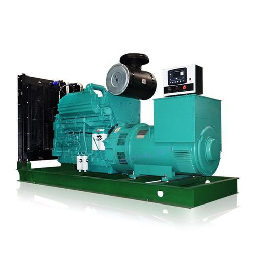 柴油发电机组散热器通风需要注意什么?