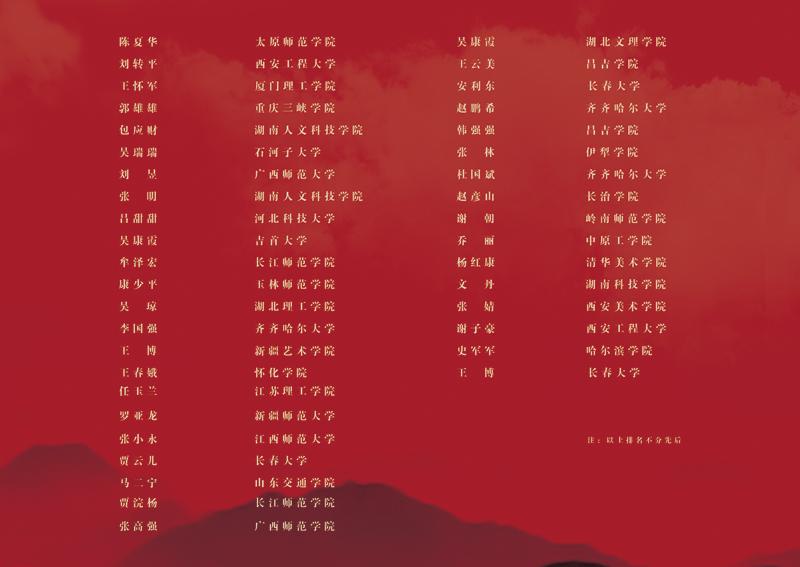 兰州匠心画室2019成绩光荣榜(六)