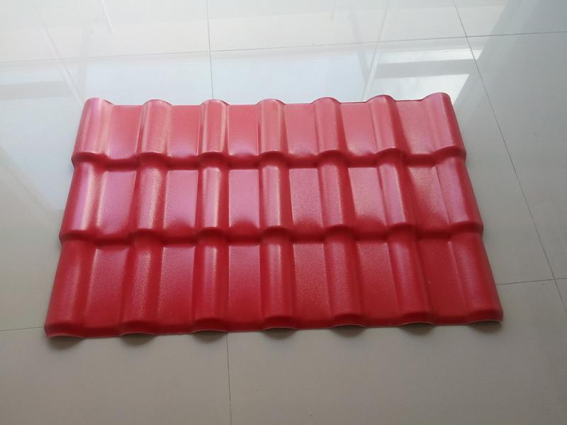 合成树脂瓦为什么能解决屋面漏水问题