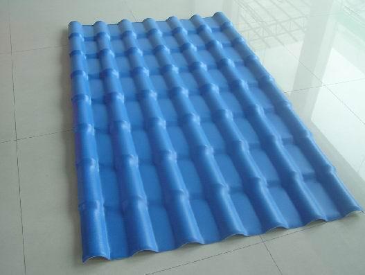 合成树脂瓦的屋面适合的坡度是多少