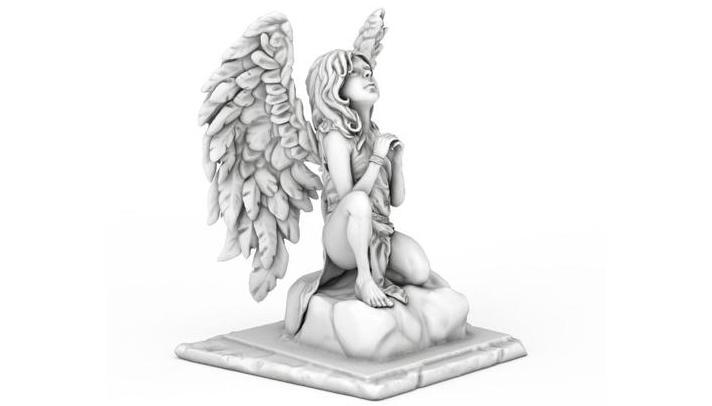 3D模型雕刻出来的雕塑都是非常受大众喜爱的