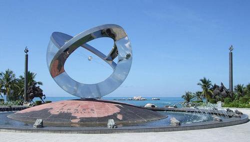 如何设计景观雕塑的基座,美焱文化创意告诉你