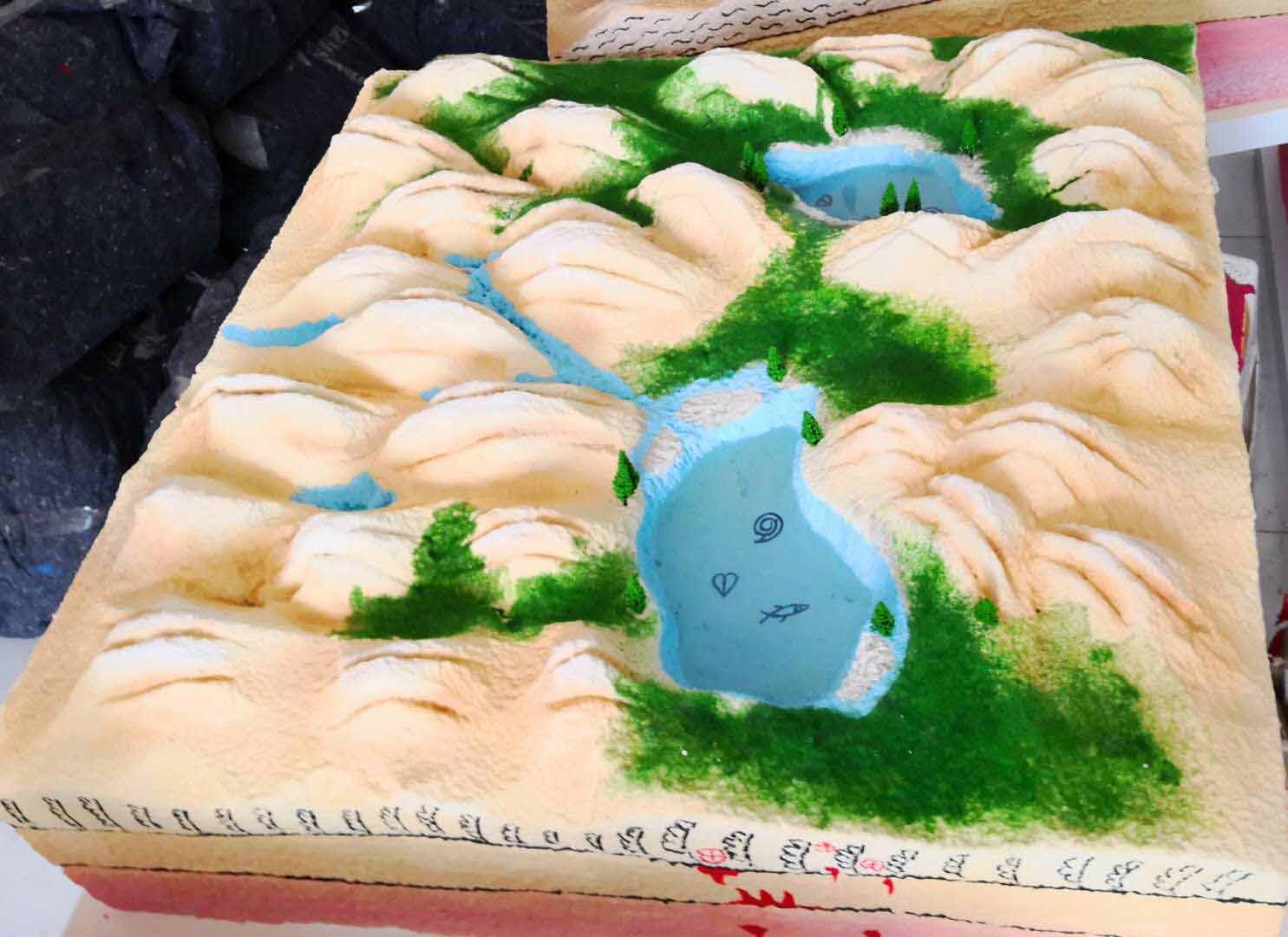 四川3D模型雕刻加工