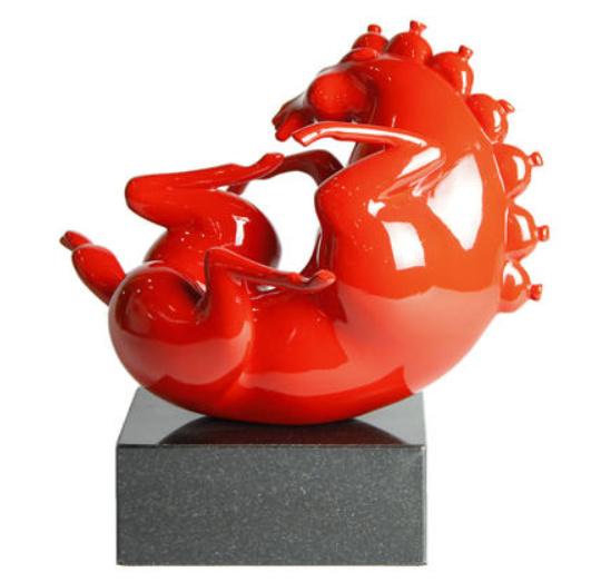 涨知识!四川玻璃钢雕塑如何进行制作的?