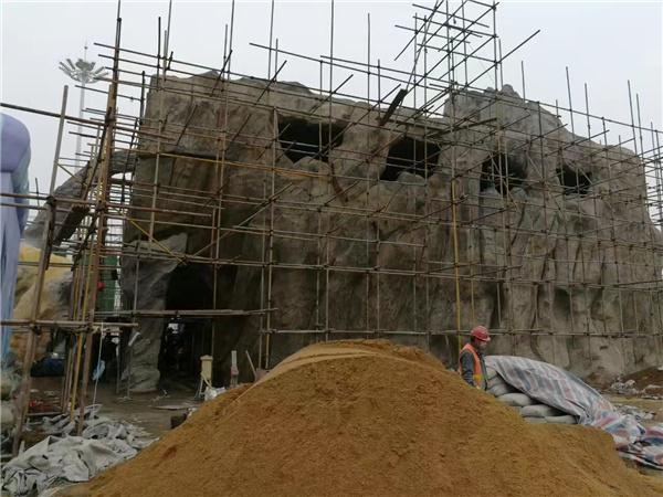 成都GRC水泥雕塑厂家