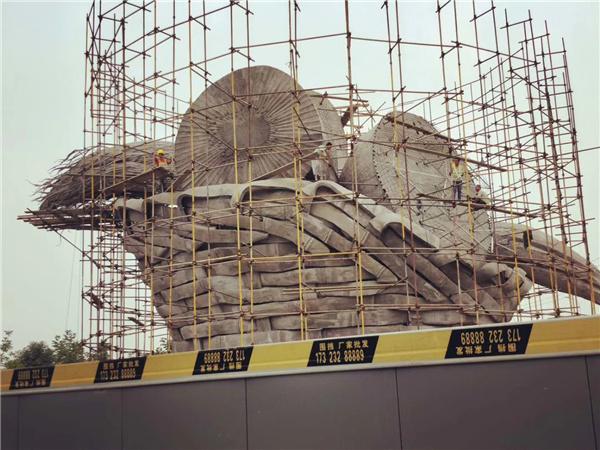 成都GRC水泥雕塑加工