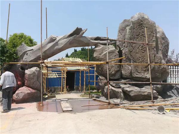 四川GRC水泥雕塑