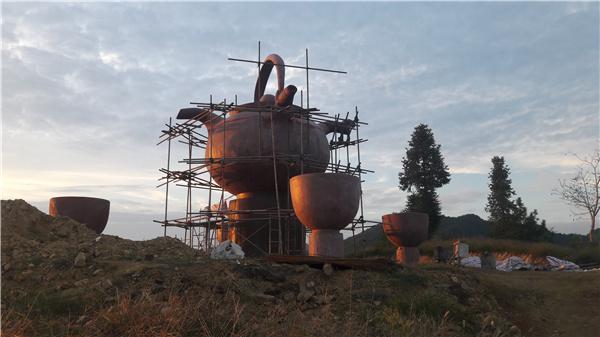 四川GRC水泥雕塑厂家