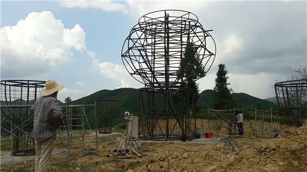 四川GRC水泥雕塑加工