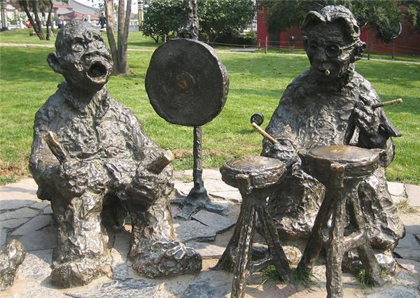 四川黄铜紫铜锻造雕塑价格