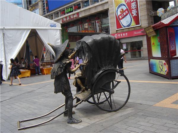 四川黄铜紫铜锻造雕塑厂