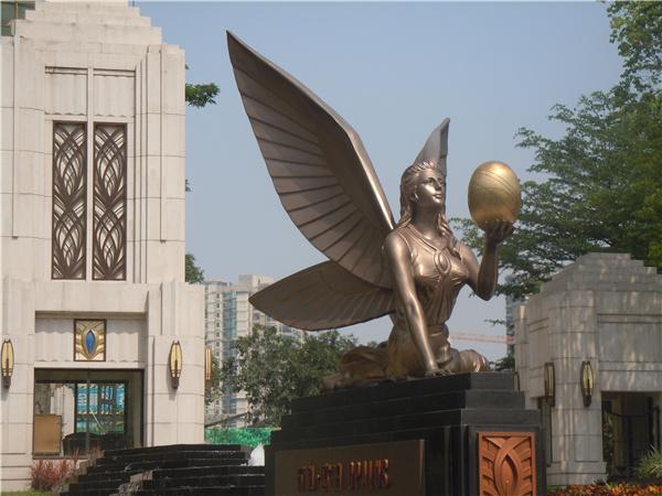 四川黄铜紫铜锻造雕塑