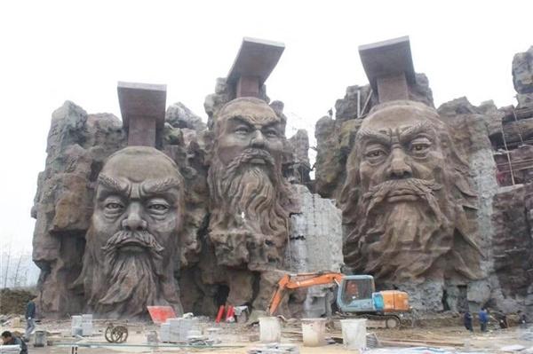 成都商业景观雕塑