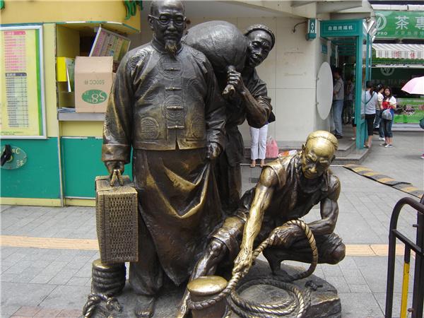 成都黄铜紫铜锻造雕塑厂