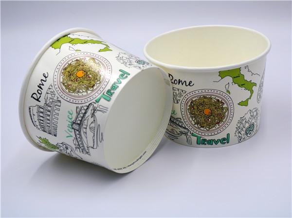 郑州纸碗能不能在微波炉里进行加热呢?答案是可以的