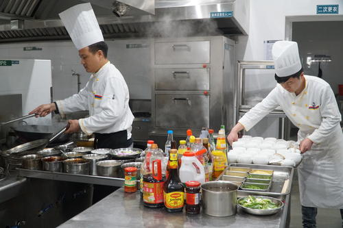 学校厨房工程