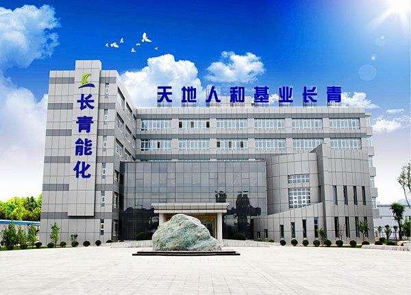 陕西长青能源化工有限公司